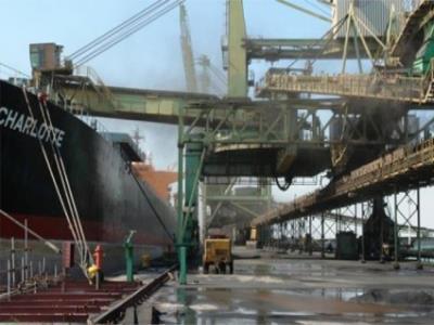 افزایش ۱۰ برابری صادرات کنسانتره سنگ آهن